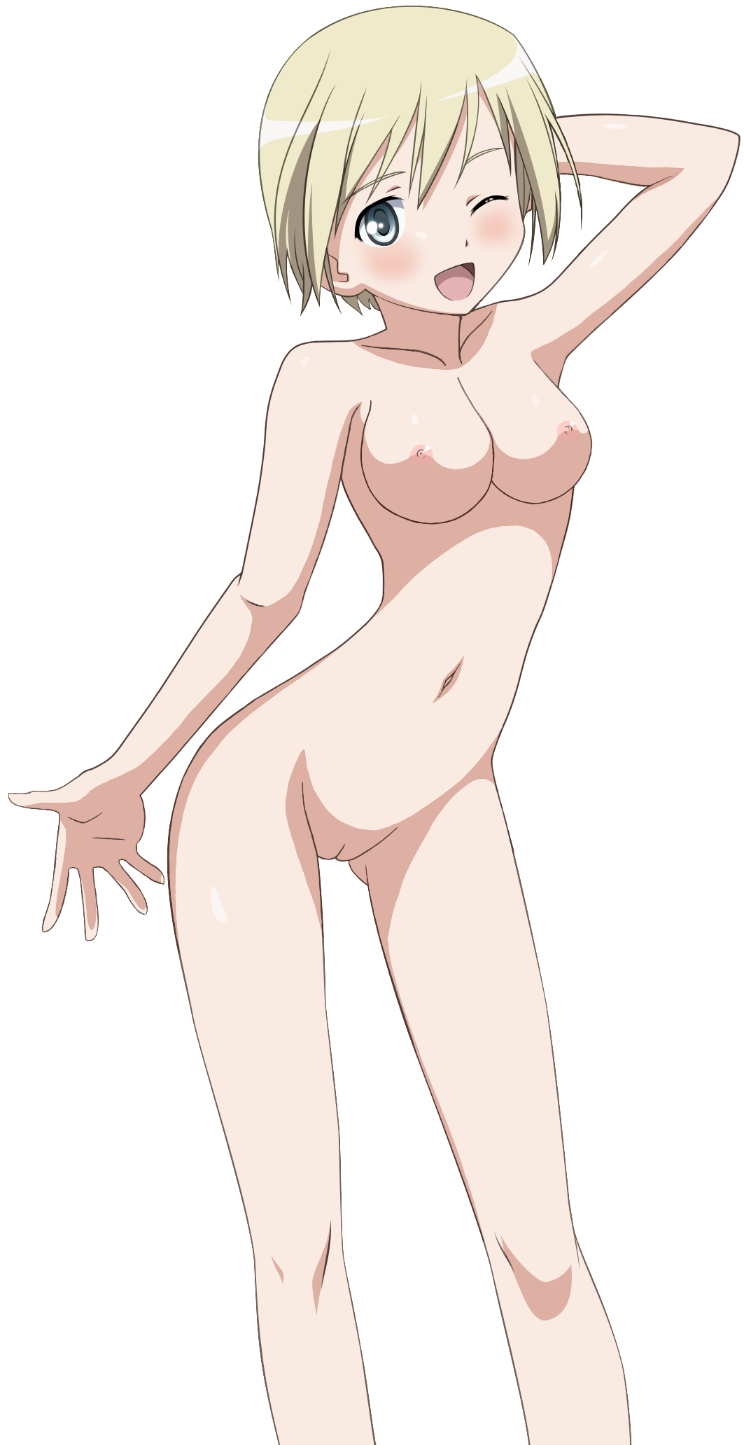 nude fugget it theresa about Panty and stocking with garterbelt panty
