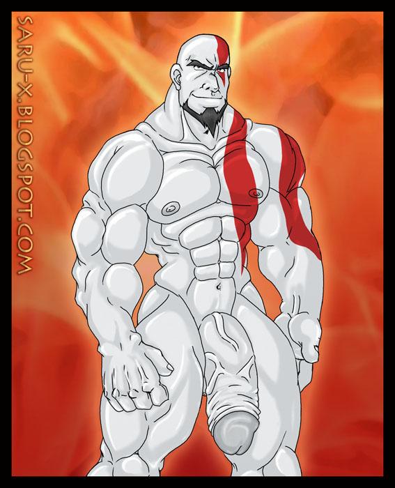 porn god 4 of war Sinbad legend of the seven seas kale