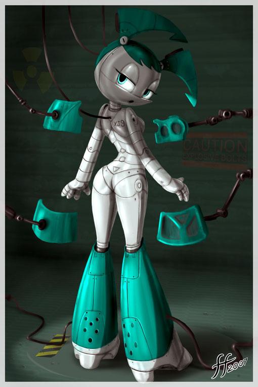 kahls dr. robot How old is jacques jontron