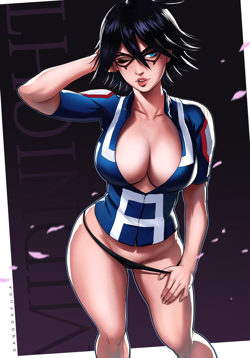 midnight fanfic hero my academia Shoujo and the back alley 4