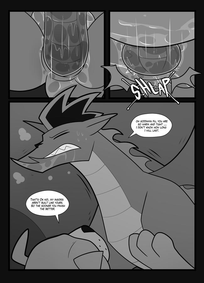 dragon porn american long comics jake Mesu_kyoushi_4