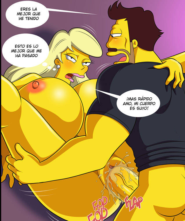from simpsons naked marge the Ren and stimpy adult party cartoon