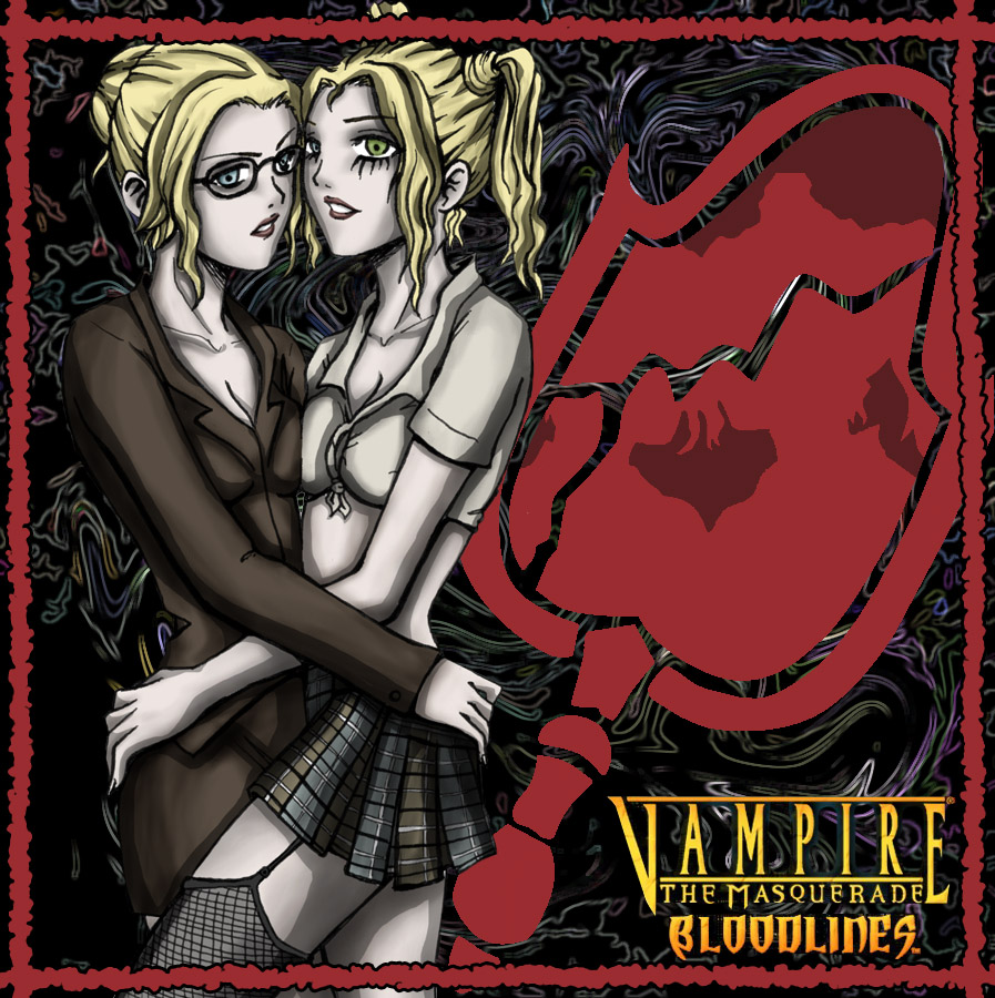 the clothes vampire masquerade bloodlines Boyfriend of the dead alex