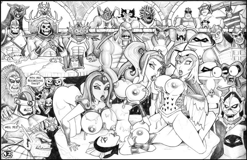 of bat comic the white night porn Nonon jakuzure (kill la kill)