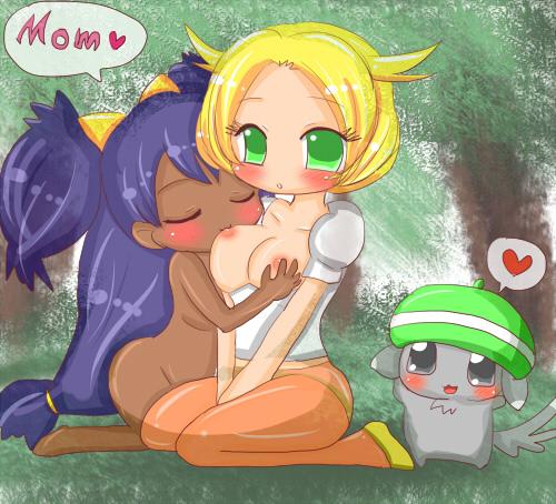 pokemon old how is iris Ben 10 ben and gwen sex