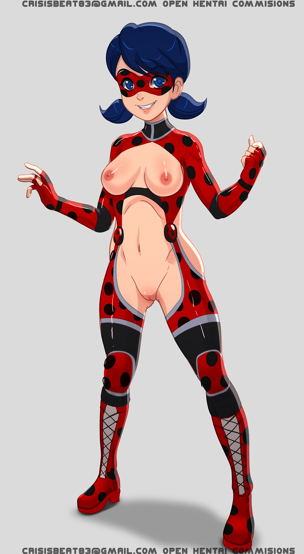 luka ladybug miraculous and marinette Five nights at candy's