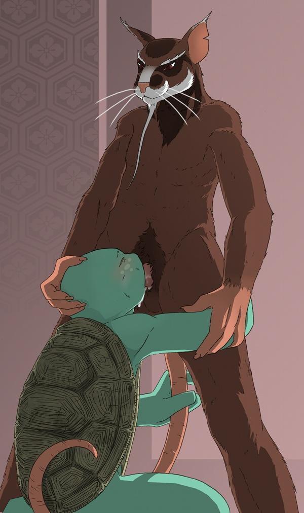 turtles mutant xxx ninja teenage Imouto_sae_ireba_ii