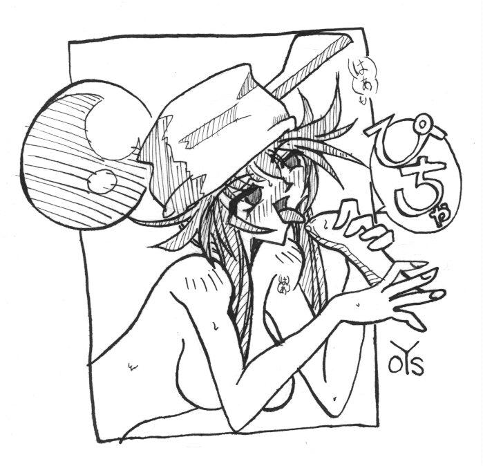 anu x-saber piranha Irene a link between worlds