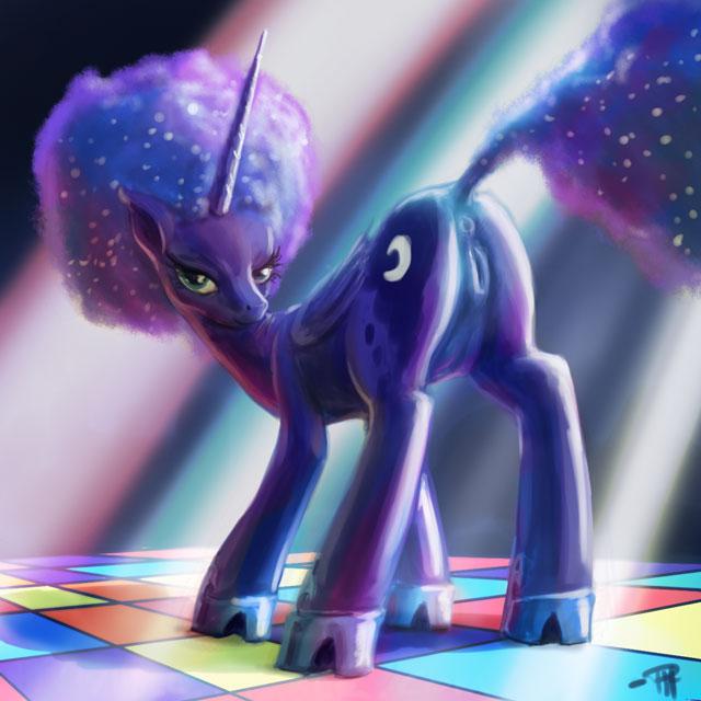 my little gif ass pony Kirakira?pretty cure a la mode