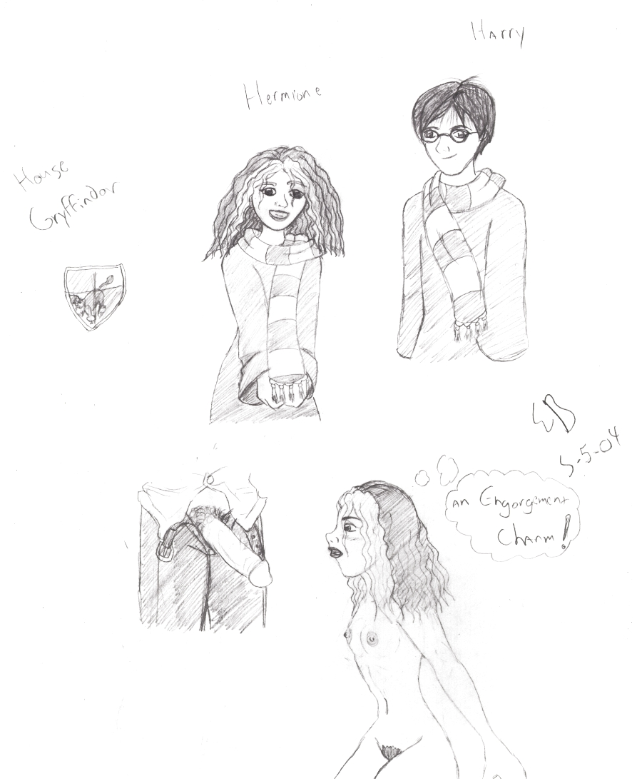 harry naked from potter hermione Ayane (dead or alive)