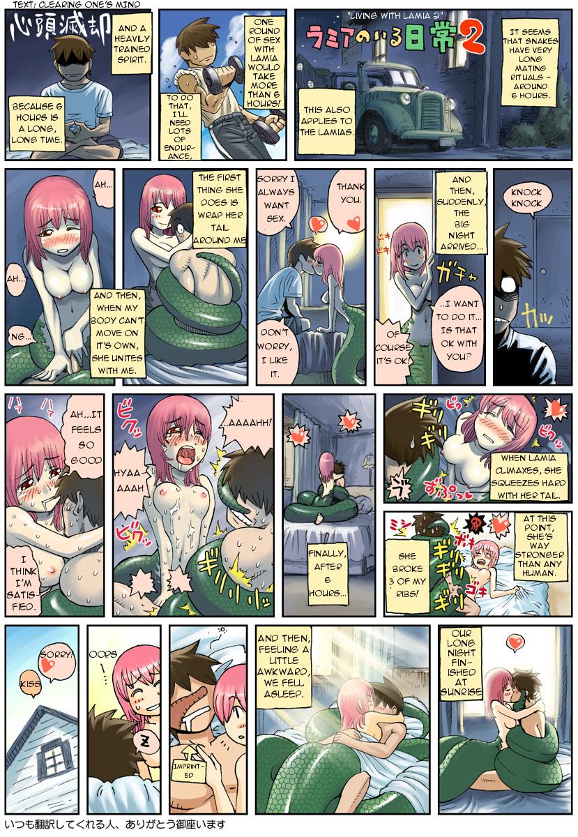 monster league list monster super Monster musume no iru nichijou lala