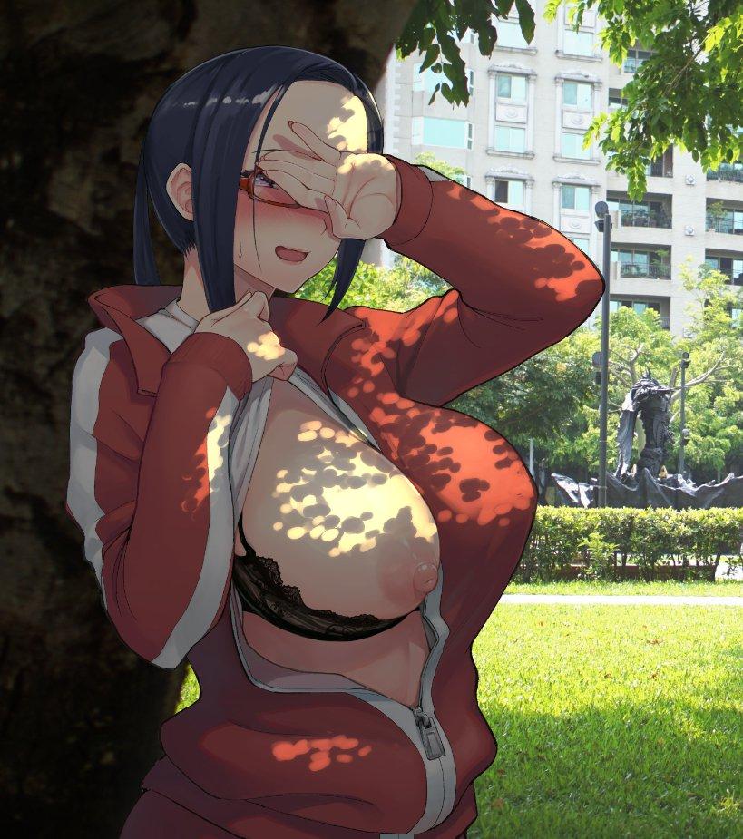 demi-chan wa katarita Dragon ball super female broly