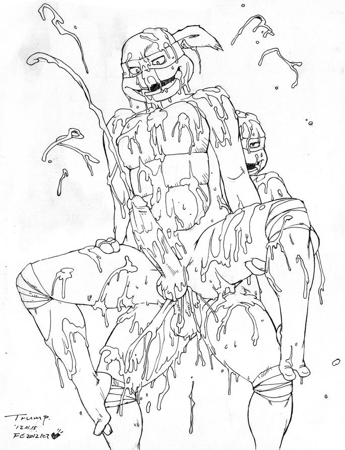 ninja teenage jones casey mutant rise the turtles of Fire emblem awakening say ri