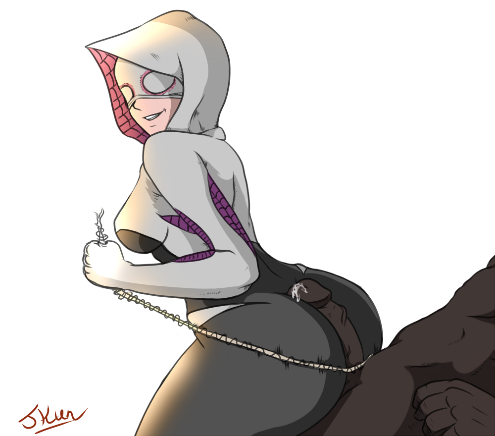 stacy morales gwen miles x History's strongest disciple kenichi hentai