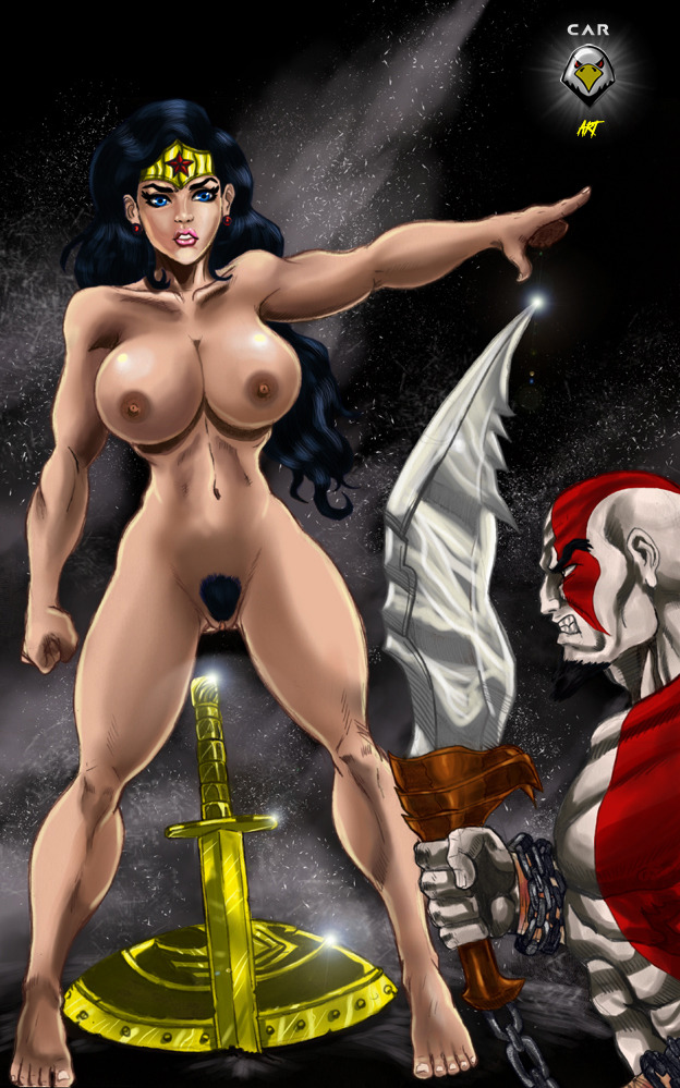 god war ascension nude of Hilda the huntress realm royale