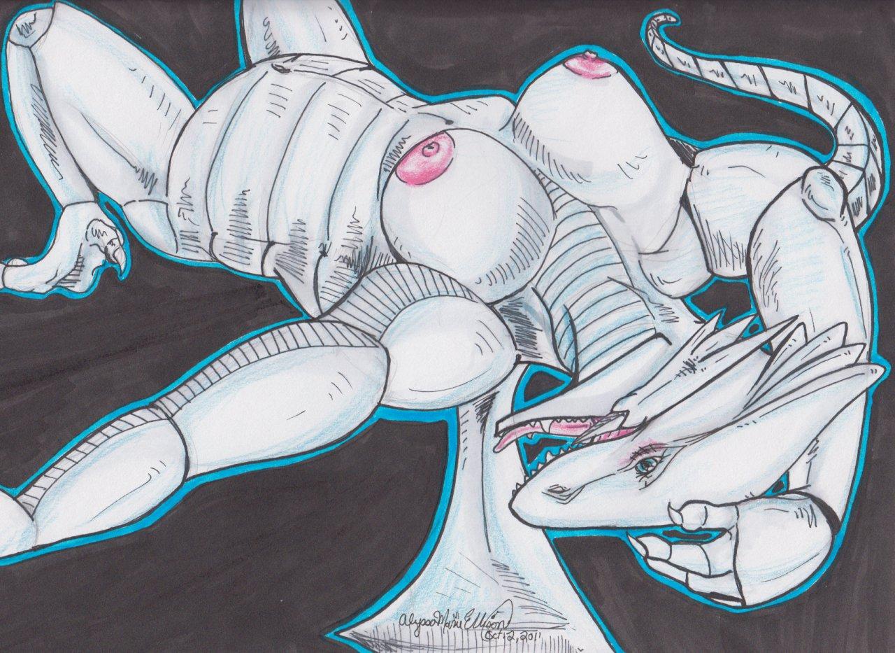 eyes dragon blue white female My hero academia momo x izuku