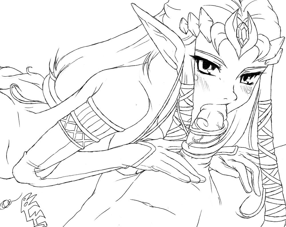 shadow twilight princess legend zelda of beast Eleanor alvin and the chipmunks