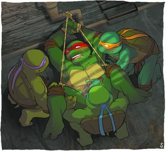 angel teenage turtles ninja mutant I am setsuna