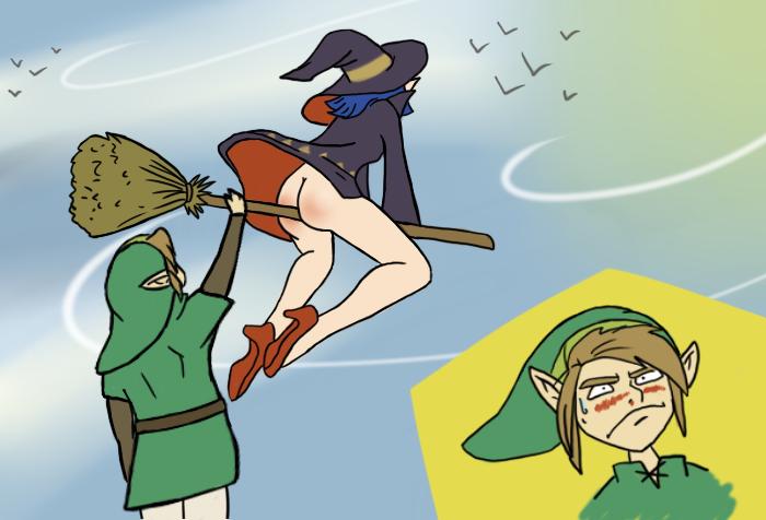 worlds zelda hentai link between Velma scooby doo