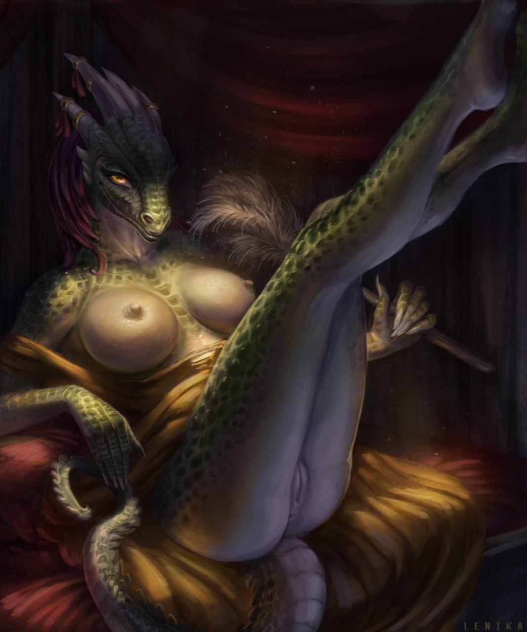 the lusty skyrim locations maid argonian Joshiochi!: 2-kai kara onnanoko ga... futtekita