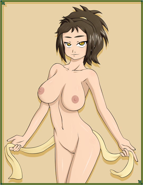 avatar last the airbender may Nami one piece