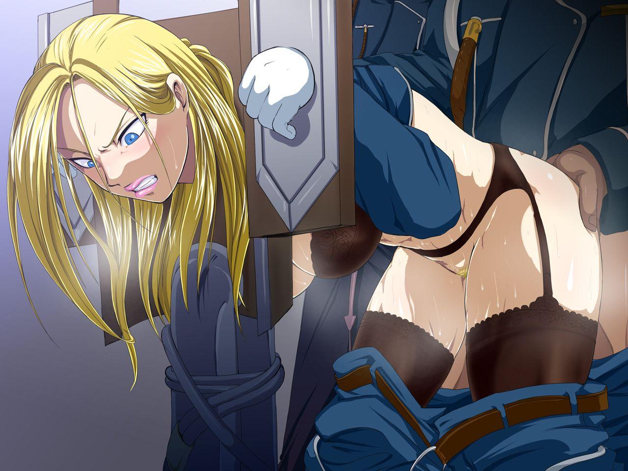 mira armstrong olivier Ifreeta world of final fantasy
