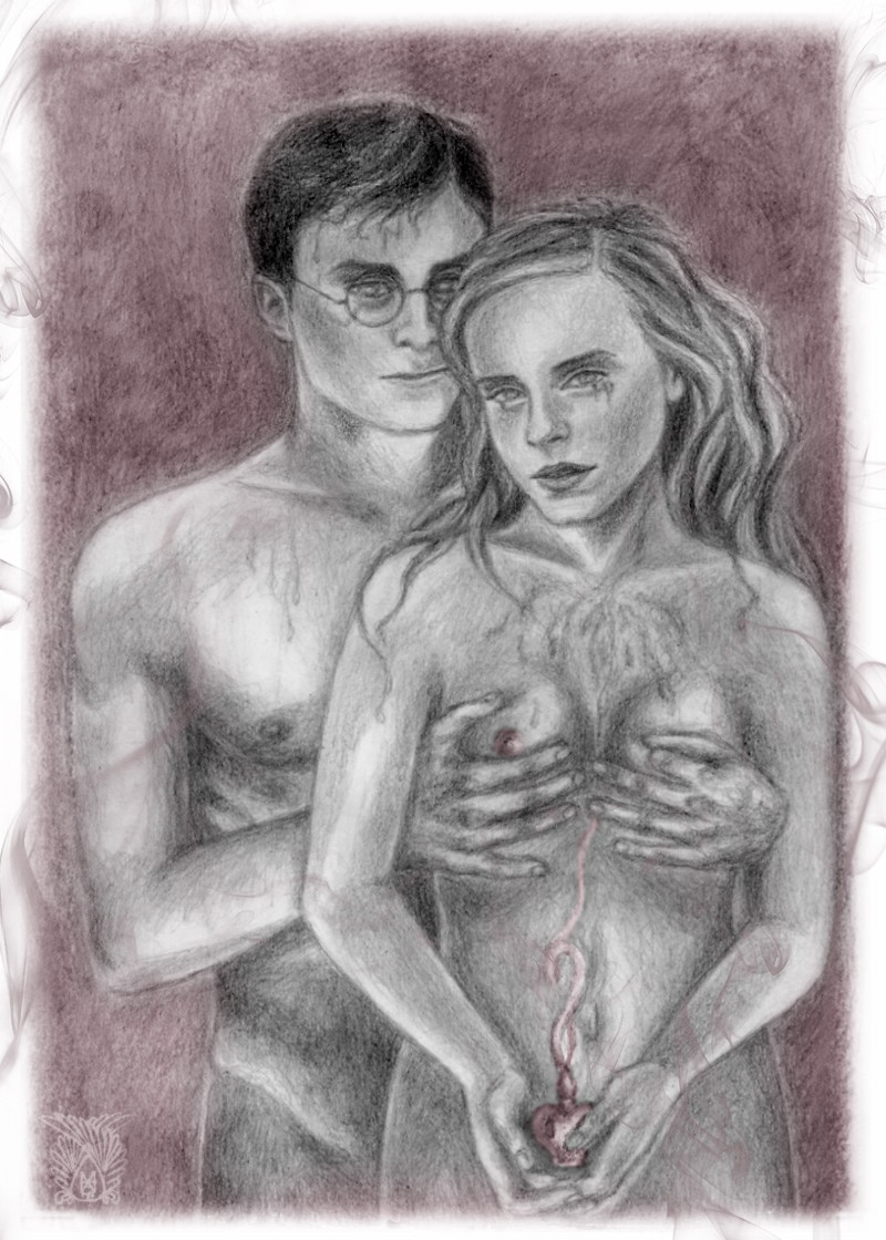 naked hermione from potter harry X men evolution porn comics