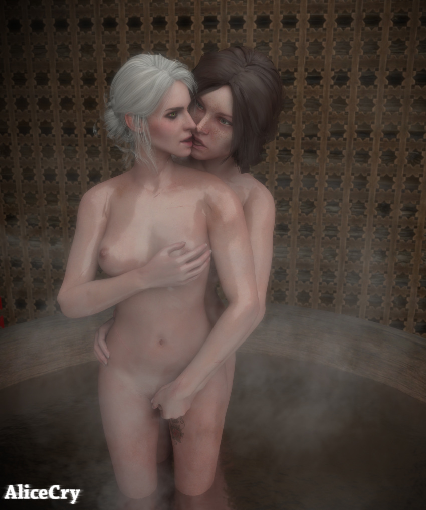naked the ciri 3 witcher For honor female black prior
