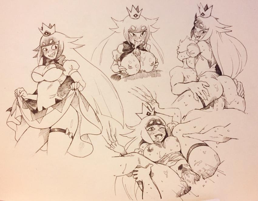 princess having baby cadence a Ranma 1/2 herb