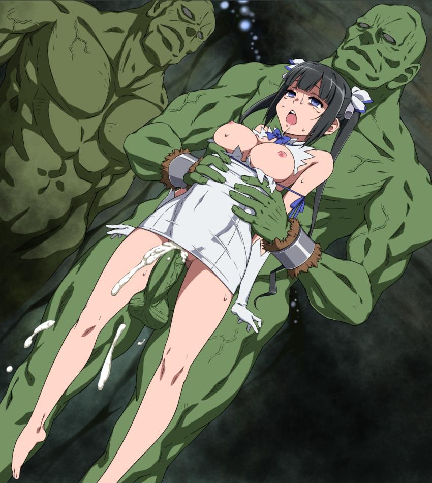 dungeon-ni-deai-o-motomeru-no-wa-machigatte-iru-darou-ka Magi the legend of sinbad