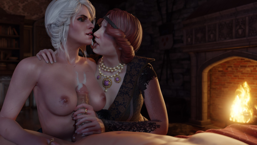 the witcher naked 3 ciri Fat deis breath of fire