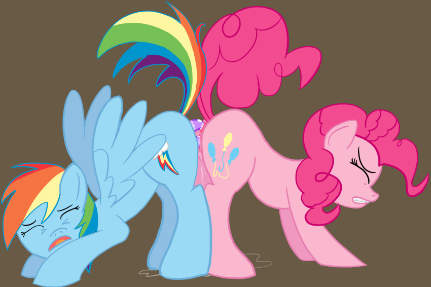 and pie pinkie dash rainbow Asa made jugyou chu! uncensored