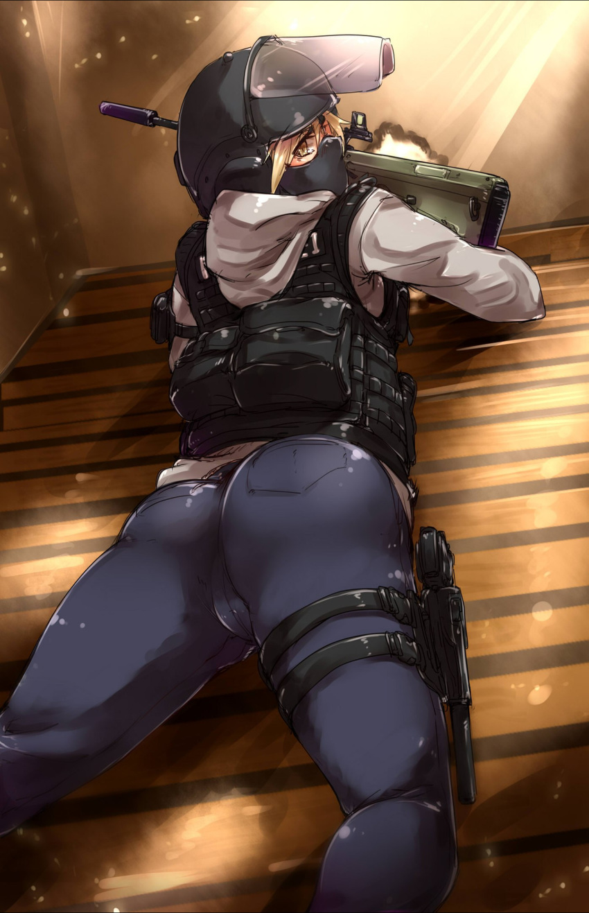 operators female six siege rainbow Teen titans go robin naked