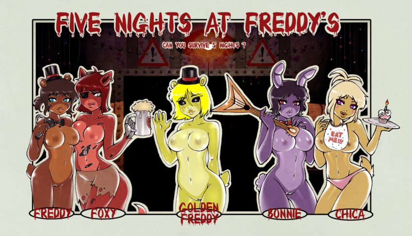 ft freddy x ft foxy Nude guardians of the galaxy