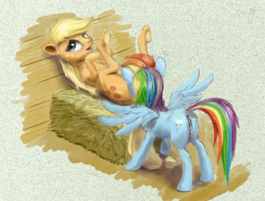 and dash rainbow my rainbow little blitz pony Legend of zelda tentacle hentai