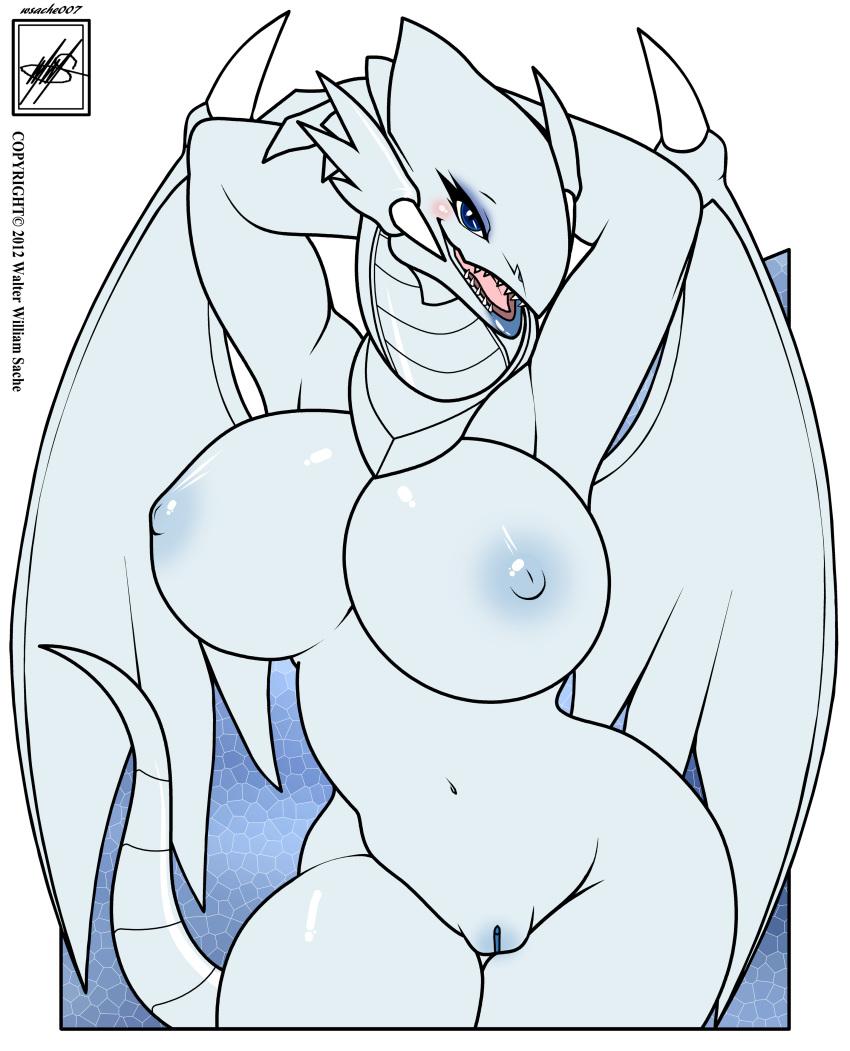 white female blue dragon eyes Devil may cry death scissors