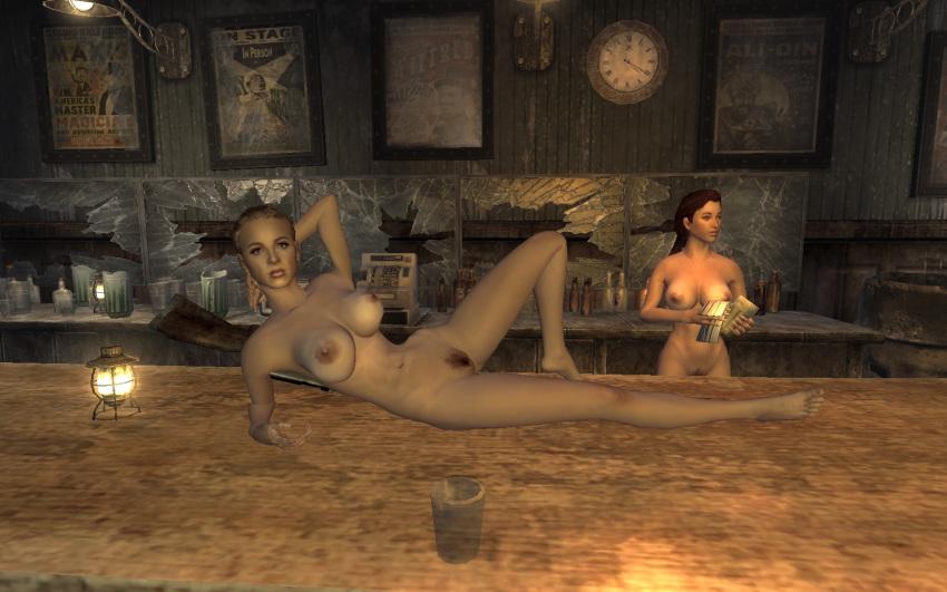 nude mod 4 fallout cait Amazing world of gumball tina
