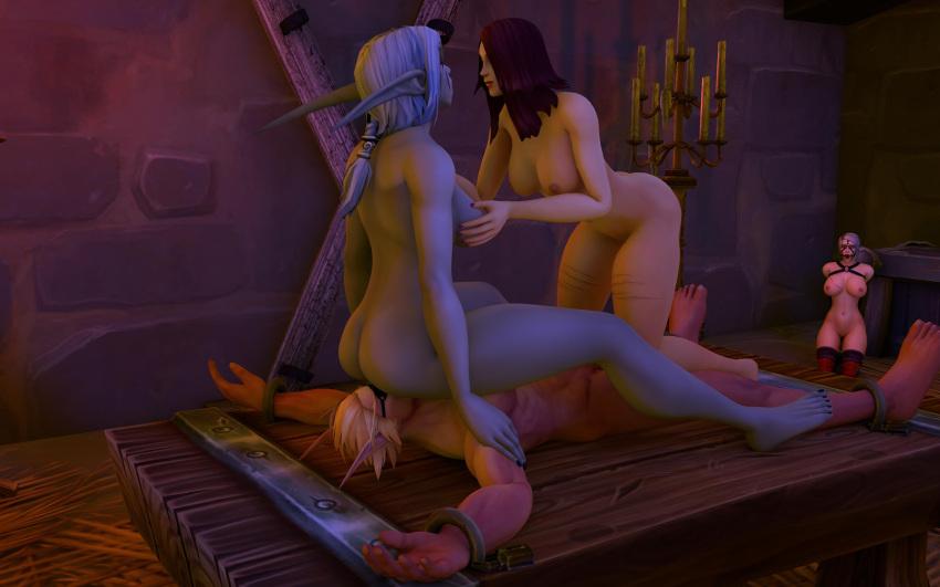 male femdom furniture, objectification, captions Ni hao kai lan