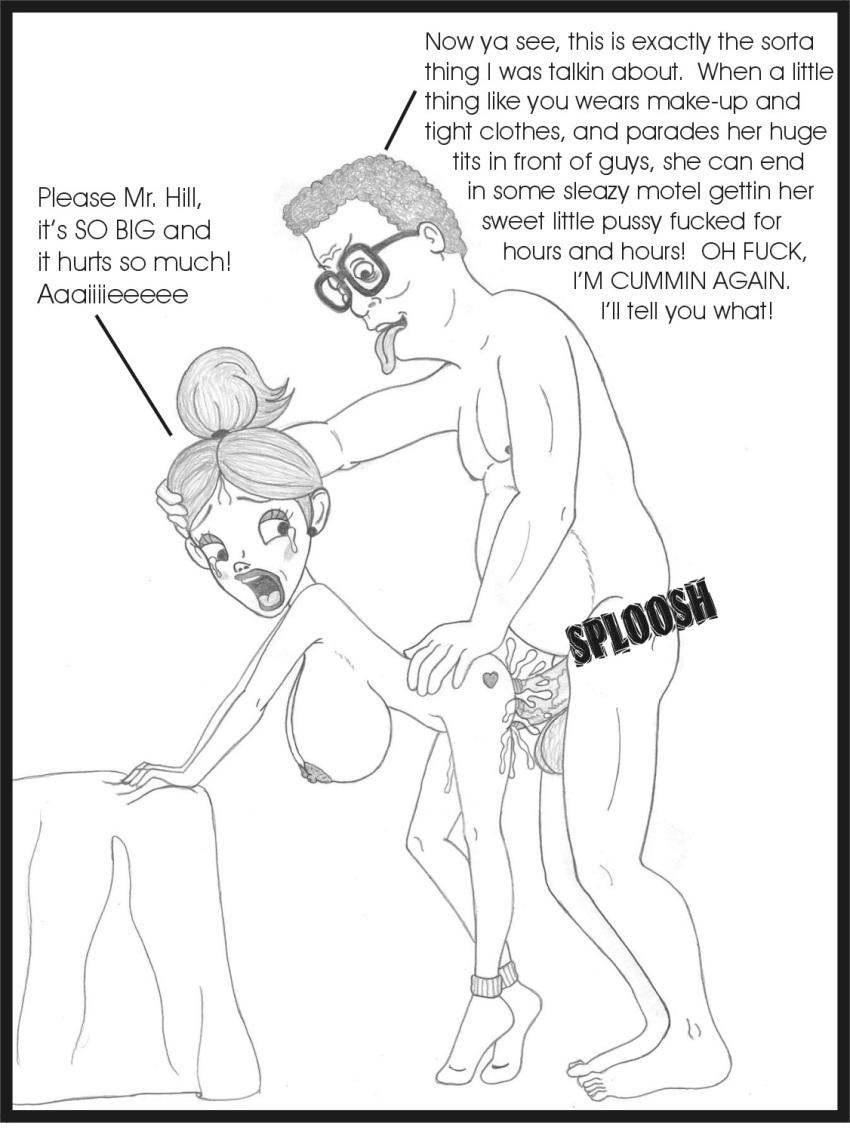 porn the of cartoon hill king Nyan nyan cosplay hit or miss