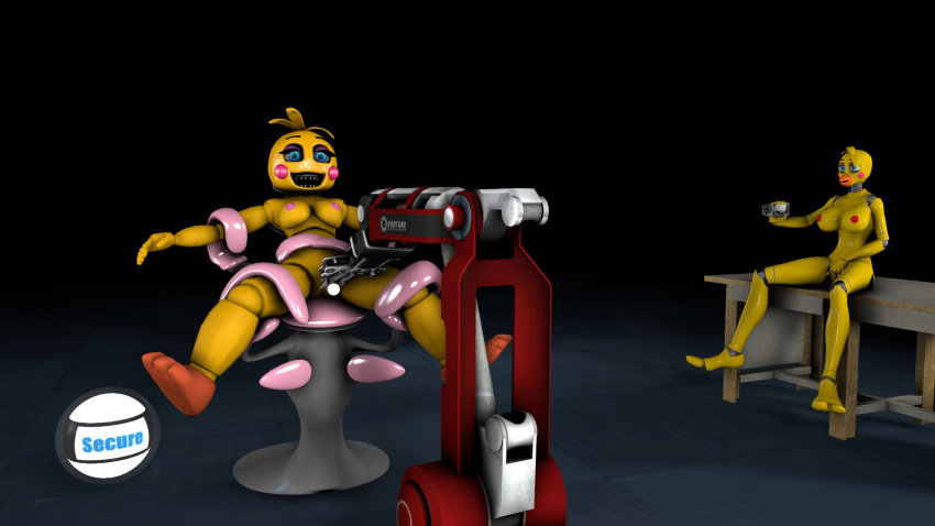chica toy sex foxy and Guppy the binding of isaac